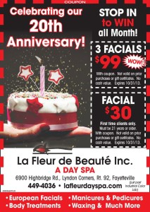 LaFleur Anniversary Celebration